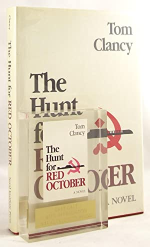 The Hunt For Red October by Tom: Tom Clancy