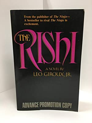 The Rishi by Leo Giroux, Jr. (First Edition) Advance Reading Copy [Signed]