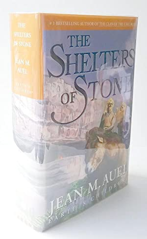 The Shelters of Stone by Jean M. Auel (Signed) First Edition Signed