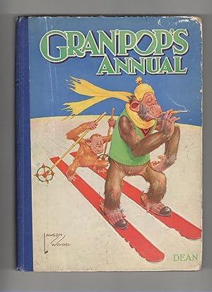 Gran'pop's Annual by Arthur Groom Lawson Wood: Arthur Groom