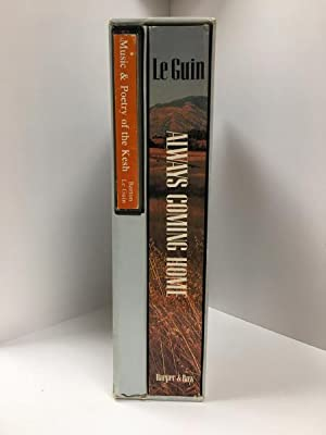 Always Coming Home by Ursula K. Le Guin (1st Ed) Signed LTD Box Set w/ Cassette