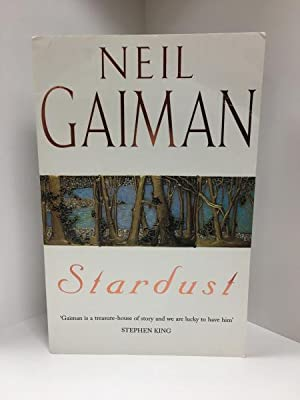 Stardust by Neil Gaiman (First U.K. Edition) Signed