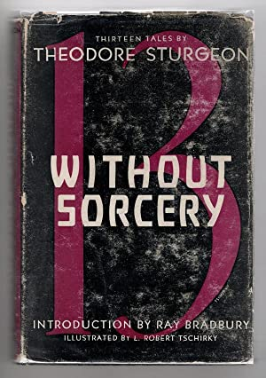 Without Sorcery by Theodore Sturgeon (First Edition) Signed