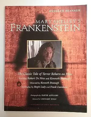 Mary Shelly's Frankenstein by Kenneth Branagh: Kenneth Branagh