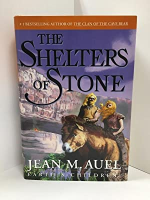 The Shelters of Stone (Earth's Children) by Jean M. Auel (First Edition) Signed