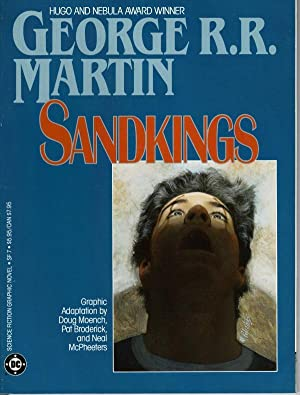 Sandkings by George R.R. Martin (First Edition): George R.R. Martin