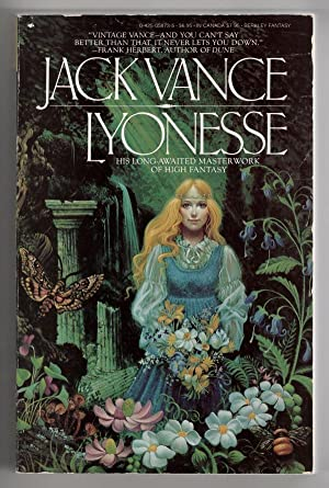 Lyonesse: Suldran's Garden by Jack Vance (First Edition) Trade Paperback Signed