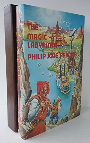 The Magic Labyrinth by Philip Jose Farmer (Limited Edition) Signed Copy #290
