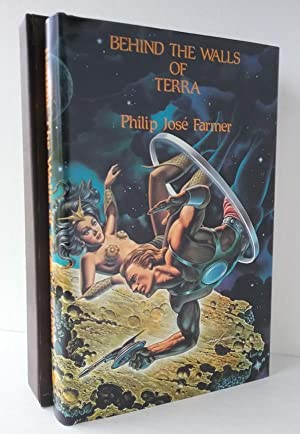 Behind the Walls of Terra by Philip Jose Farmer (Limited Edition) Signed Copy #71
