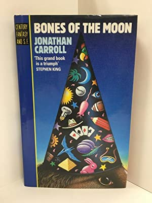 Bones of the Moon by Jonathan Carroll (First U.K. Edition) Signed