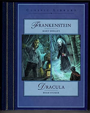 Frankenstein & Dracula (Classic Library) by Mary: Mary Shelley, Bram