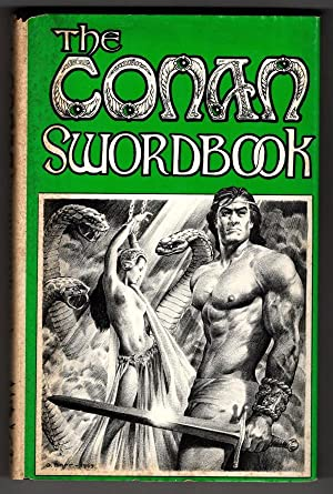 The Conan Swordbook by L. Sparague de Camp (First Edition) LTD Signed