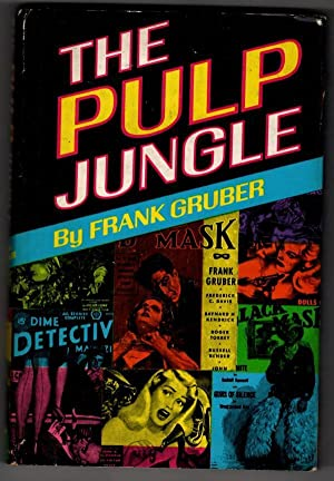 Image result for frank gruber pulp jungle