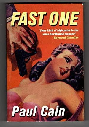Fast One by Paul Cain (First Thus): Paul Cain