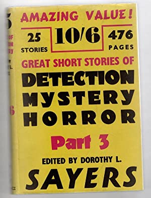 Great Short Stories of Detection, Mystery and