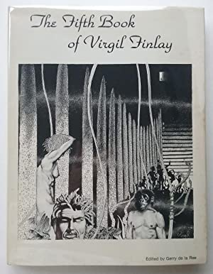 The Fifth Book of Virgil Finlay by Gerry de la Ree (First Edition) Limited Signed