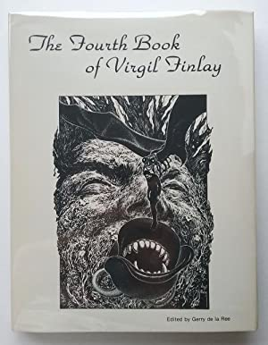 The Fourth Book of Virgil Finlay by Gerry de la Ree (First Edition) Signed