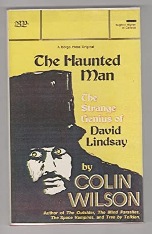 The Haunted Man by Colin Wilson (First Edition) Limited Signed Copy B
