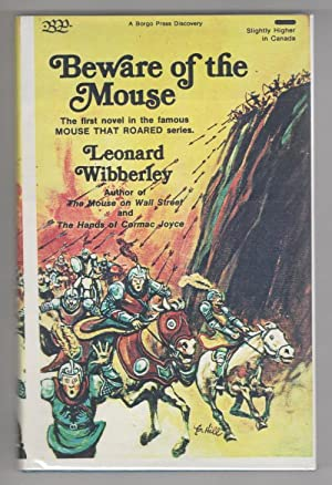 Beware of the Mouse by Leonard Wibberley (First Limited Edition) Signed