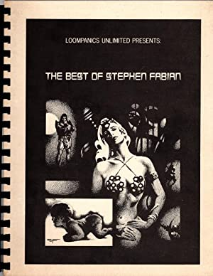 The Best of Stephen Fabian (First Edition) LTD Signed