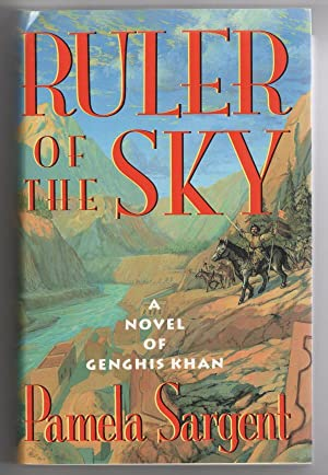 Ruler of the Sky by Pamela Sargent (First U.S. Edition) Uncorrected Proof Signed
