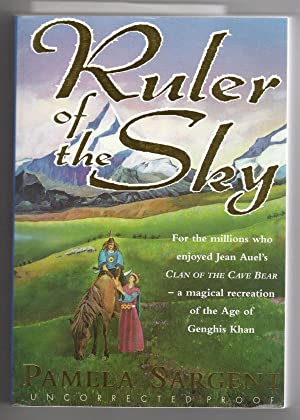 Ruler of the Sky by Pamela Sargent (1st UK Chatto & Windus) Proof Signed