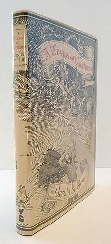 A Wizard of Earthsea by Ursula Le: Ursula Le Guin