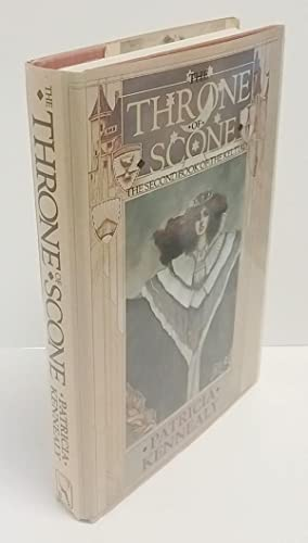 The Throne of Scone by Patricia Kennealy first Signed Anne McCaffrey's Copy