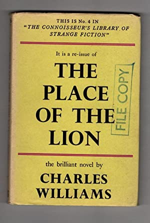 The Place of the Lion by Charles: Charles Williams