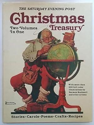 Saturday Evening Post Christmas Treasury (2 Volumes