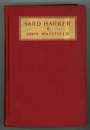 Sard Harker by John Masefield (First Edition)