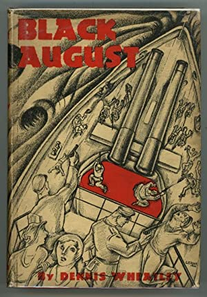 Black August by Dennis Wheatley (First Gregory Sallust story)