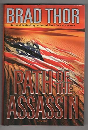 Path of the Assassin by Brad Thor (First Edition)