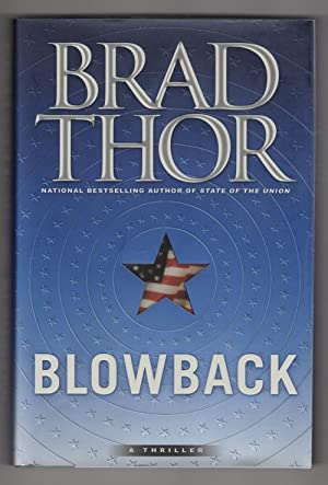 Blowback by Brad Thor (First Edition)