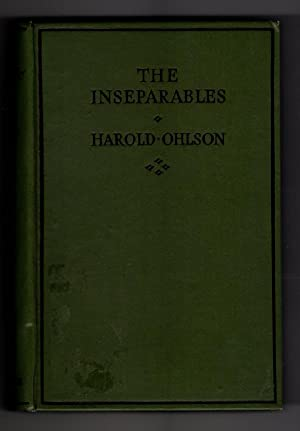 The Inseparables by Harold Ohlson (First Edition) File Copy
