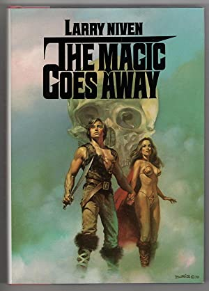 The Magic Goes Away by Larry Niven Larry Niven (First Edition) Limited Signed Copy #382.