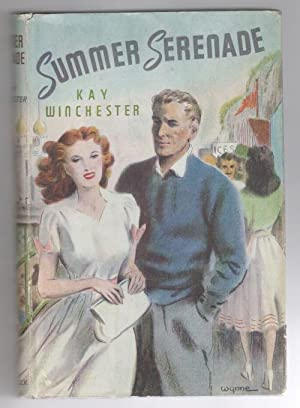 Summer Serenade by Kay Winchester (First Edition) Ward Lock File Copy