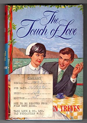 The Touch of Love by Kathleen Treves (First Edition)