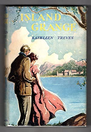 Island Grange by Kathleen Treves (First Edition) Ward Lock File Copy