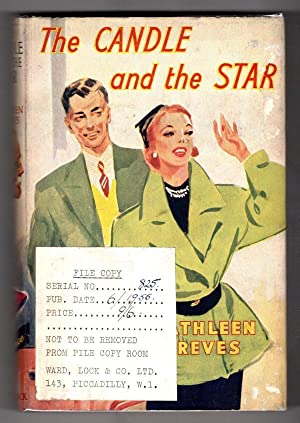 The Candle and the Star by Kathleen Treves (First Edition) Ward Lock File Copy