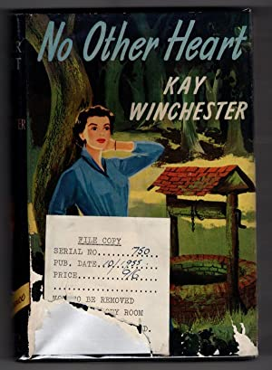 No Other Heart by Kay Winchester (First Edition) Ward File Copy