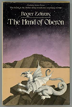 The Hand of Oberon by Roger Zelazny First Edition Signed