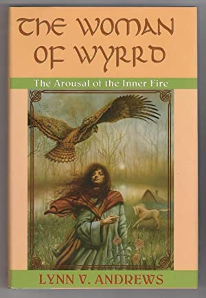 The Woman of Wyrrd by Lynn V. Andrews (First Edition) Signed