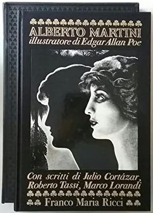 Alberto Martini, illustratore di Edgar Allan Poe (Limited Edition) Signed