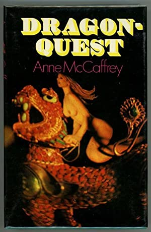 Dragonquest by Anne McCaffrey (Signed, First Edition)