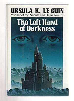 The Left Hand of Darkness by Ursula K. Le Guin Nebula & Hugo Winner Signed