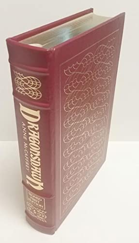 Dragonsdawn by Anne McCaffrey (Easton Press) Signed, Author's Copy
