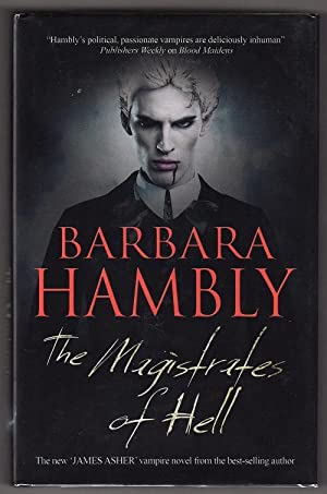 The Magistrates of Hell by Barbara Hambly (First Edition) Signed