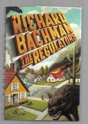 The Regulators by Richard Bachman (First Edition): Richard Bachman (Stephen