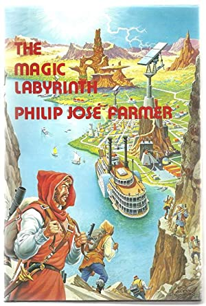 The Magic Labyrinth by Philip Jose Farmer Signed Limited Signed